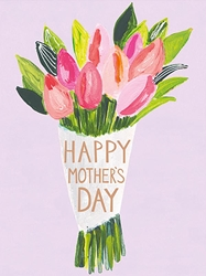 Bouquet - Mothers Day Card
