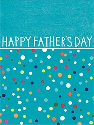 Dots - Fathers Day Card