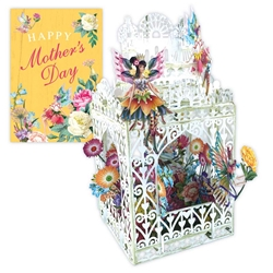 3D Fairy - Mothers Day Card