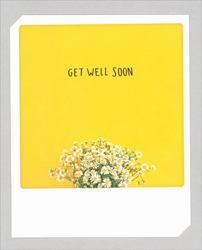 Daisies - Get Well Card