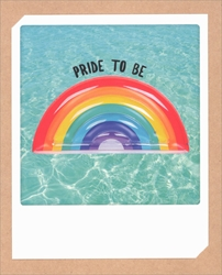 Pride to Be - Wedding Card