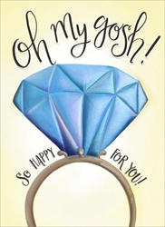 Ring - Engagement Card