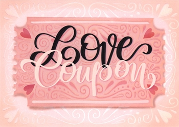 Love Coupon - Love Card
