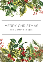 Red Berries - Christmas Card Christmas