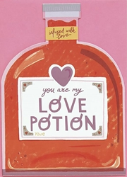 Love Potion ? Love Card