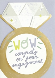 Ring ? Engagement Card