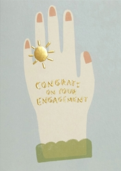 Ring – Engagement Card