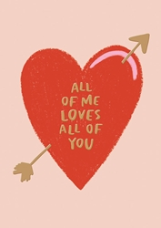 All of Me ? Love Card