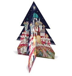 Bethlehem 3D Tree - Advent Calendar Christmas