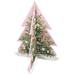 Christmas Tree 3D Tree - Advent Calendar Christmas