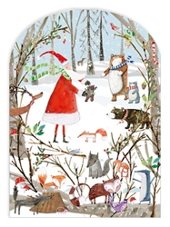 A Woodland Christmas - Advent Calendar Christmas