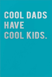 Cool Dads - Fathers Day Card