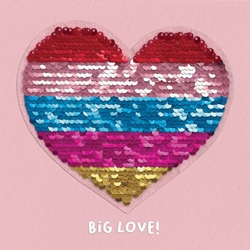 Big Love - Love Card