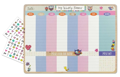 Owls - Weekly Planners