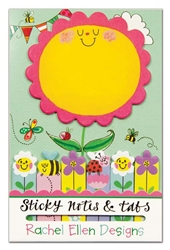 Sunflowers - Sticky Notes and Tabs