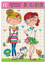 Fabulous Friends - Sticker books