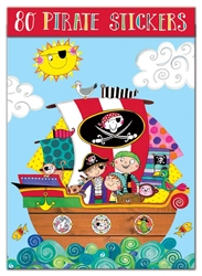 Pirate - Sticker Books