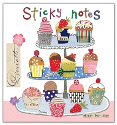 Cupcakes - Sticky Notes Books