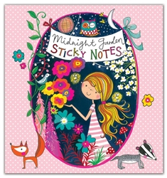 Midnight Garden - Sticky Notes Books