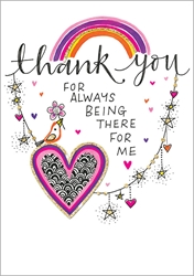 Being - Thank You Card