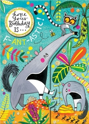 Anteater - Birthday Cards