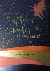 Fairy Wishes - Birthday Cards