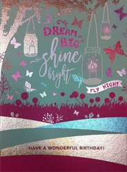 Jars & Candles - Birthday Cards
