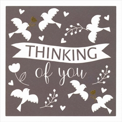 Thinking of You - Friendship Card