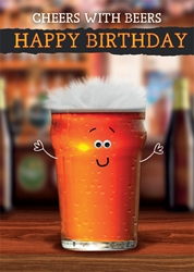 Beer - Birthday Cards