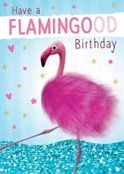 Flamingo - Birthday Cards