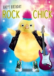 Rock Out - Birthday Cards