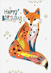 Fox - Birthday Cards
